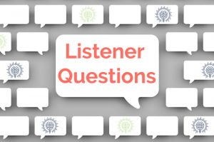 Listener Questions How Can I Say This Friendship Intergenerational