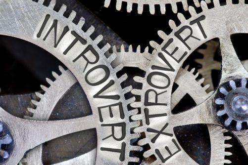 introvert extrovert conversation